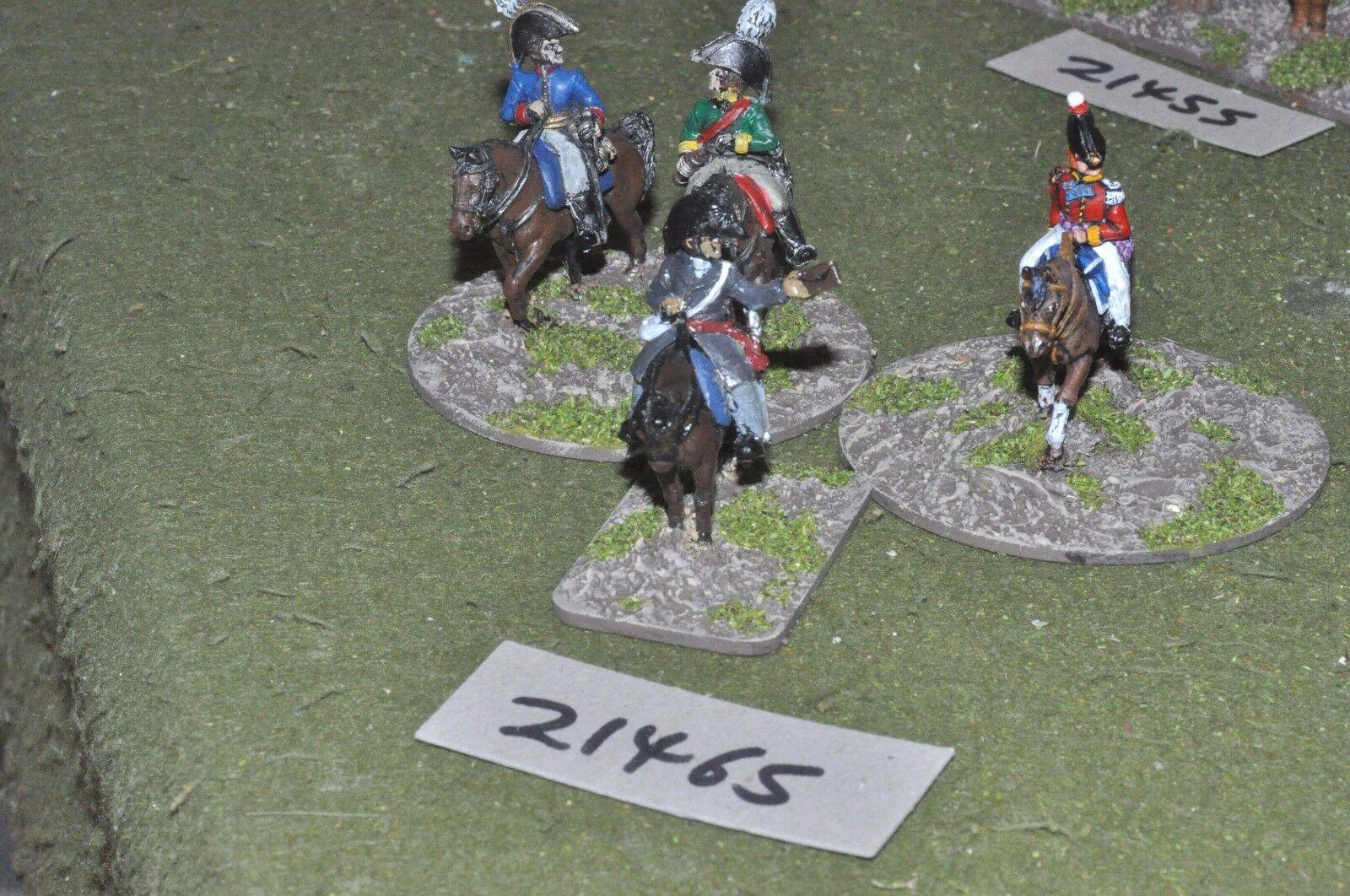 25mm napoleónicas británico Comando de comandos (21465)