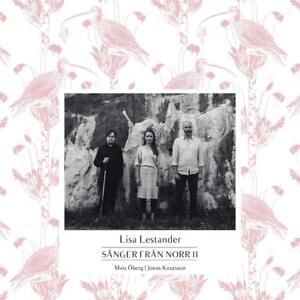 LISA-LESTANDER-SANGER-FRAN-NORR-II-CD-NEW