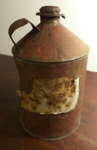Vintage-1-Gallon-Paraffin-Tin-with-Screw-In-Bung