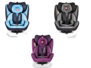 Lionelo Autositz Bastiaan 360° 0-36 Monate Isofix Sitzschale neu mitwachsend