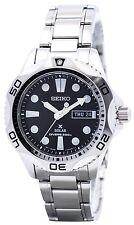 Seiko Solar Mens Scuba Divers Sports Watch SNE107 SNE107P1 SNE107P Mens Watch