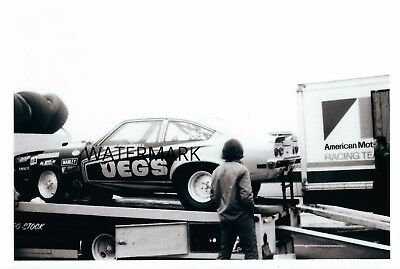 1970s Nhra Drag Racing-mark Campbell's Jeg's 1973 Pro Stock Chevy Vega To Rank First Among Similar Products Fan Apparel & Souvenirs