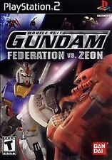 Mobile Suit Gundam: Federation vs. Zeon (Sony PlayStation 2, 2002)