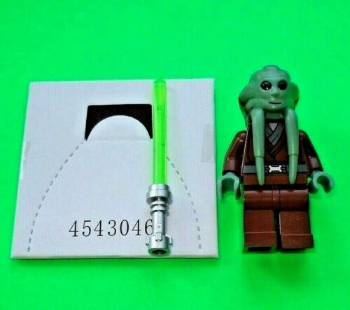 KIT FISTO LEGO STAR WARS FIGUR JEDI AUS PALPATINE´S ARREST 9526 =TOP!