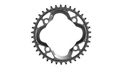 FOURIERS Ti Coating BCD104 Chainring NW Teeth Mountain Bike Bicycle Chainwheel