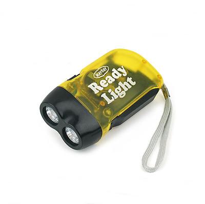 x 1 Mayday Ready Light Emergency Survival SOS Self-Powder Generated No battery
