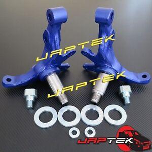 Massive-Angle-Steering-Hub-Knuckle-Kit-For-Nissan-S13-S14-S15-180sx-Silvia-200sx