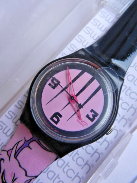 SWATCH+ACCESS+SKB105 MARKED TERRITORY+NEU/NEW