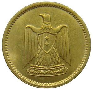(c25-26) - Ägypten Egypt - 1, 2, 5, 10 Millieme Milliemes 1938-1977 - Km#