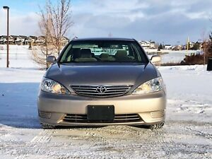 2005 Toyota Camry LOW KM and New Tires