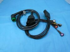 Physio Control Lifepak 12 Precordial V Leads Plus Plug In Cable 805265 04 Amp 23