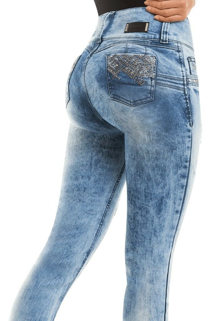 JEANS 100% COLOMBIANO  MONTECARLO 13