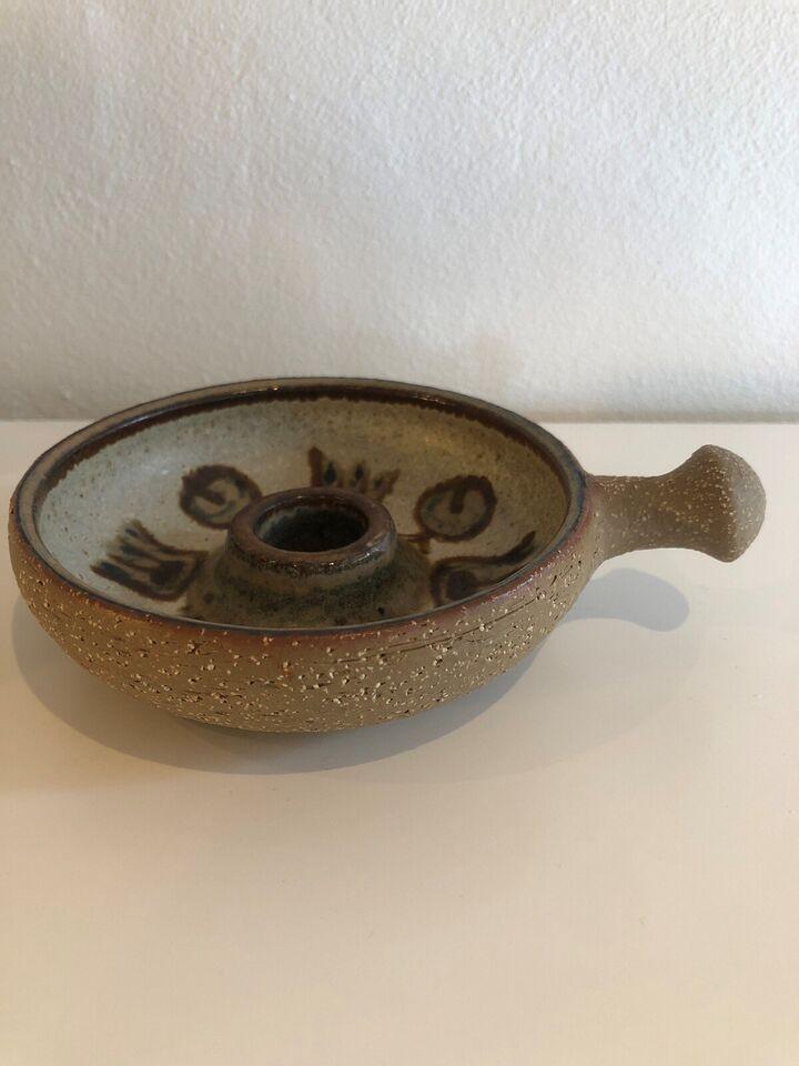 Keramik lysestage fra Søholm, Søholm