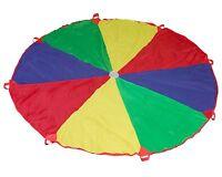 Play Parachute Canopy Kits Gymboree Outdoor Playground Equipment Backyard Gym