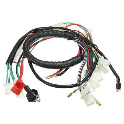 tao tao 110 atv wiring new main wiring harness 110cc 125cc taotao atvs quads four wheeler  new main wiring harness 110cc 125cc