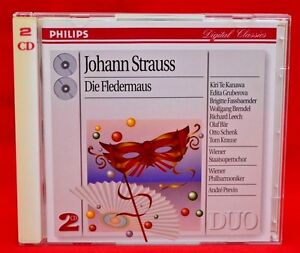 PHILIPS DUO JOHANN STRAUSS  DIE FLEDERMAUS  GREAT CONDITION - CARDIFF, Cardiff, United Kingdom - FULL REFUND GUARANTEED IF CONTACT MADE WITHIN SEVEN DAYS AND ITEM RETURNED. Most purchases from business sellers are protected by the Consumer Contract Regulations 2013 which give you the right to cancel the purchase wit - CARDIFF, Cardiff, United Kingdom