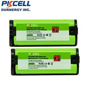 2-X-HHR-P105A-Ni-MH-Rechargeable-Battery-850mah-for-Panasonic-Cordless-Phone