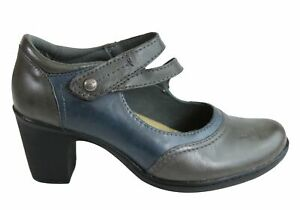 NEW-PLANET-SHOES-BASE-WOMENS-COMFORTABLE-LEATHER-MID-HEEL-SHOES