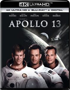 APOLLO 13   (4K ULTRA HD) - Blu Ray -  Region free 191329009871