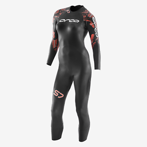 BRAND NEW 2019 ORCA S7 USAT Approved Woman Fullsleeve Triathlon Wetsuit