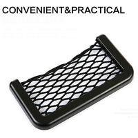 2carseat Side Back Storage Net Bag Phone Holder Pocket Auto Organizer Stringmesh