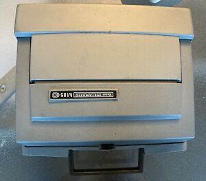 Kodak Instamatic M85 Vintage Projector. Not Tested May Have To Be Used For parts