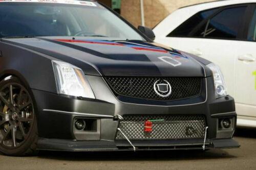 "Red 8-11/"" adjustable Bumper Lip Diffuser splitter extension Rod for Nissan"