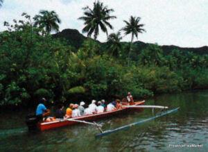 Yt 440 Le Tourisme A Tahiti Polynesie Francaise Fdc 1° Jour Correspondant En Couleur