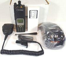 Motorola Xts5000 Iii 380 470 Mhz P25 Digital Police Fire Ems Radio H18qdh9pw7an