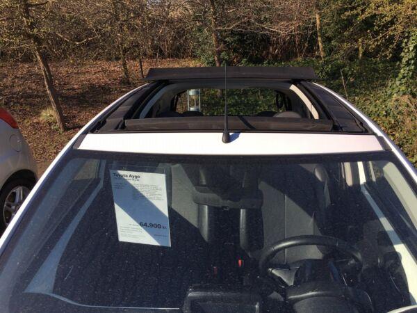 Toyota Aygo 1,0 VVT-i x-wave Sky - billede 4