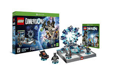 Lego Dimensions Starter Pack - 71172 - for Microsoft Xbox One - New Open Box