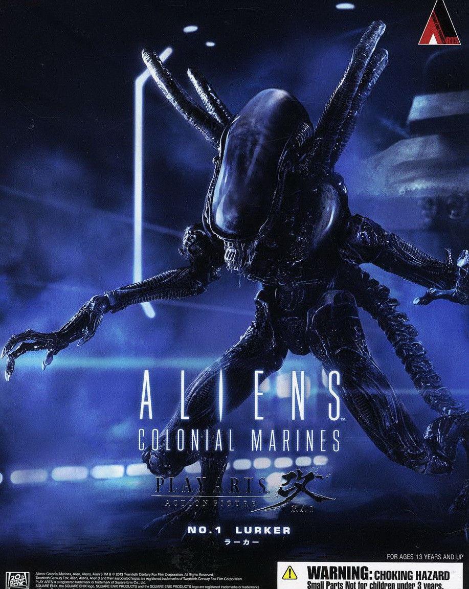 envío gratuito a nivel mundial Jugar Arts Aliens Aliens Aliens Colonial Marines acecho Alien Figura  Kai  Square Enix  Nuevo En Caja  Venta en línea precio bajo descuento