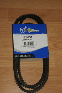 REPLACEMENT-for-JOHN-DEERE-M150717-M141558-42M-COGGED-TIMING-DECK-BELT-W-KEVLAR