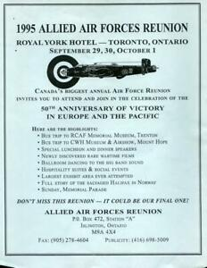 ALLIED-AIR-FORCES-REUNION-TORONTO-SEPTEMBER-1995-PROGRAMME-AND-SUNDRY-711X