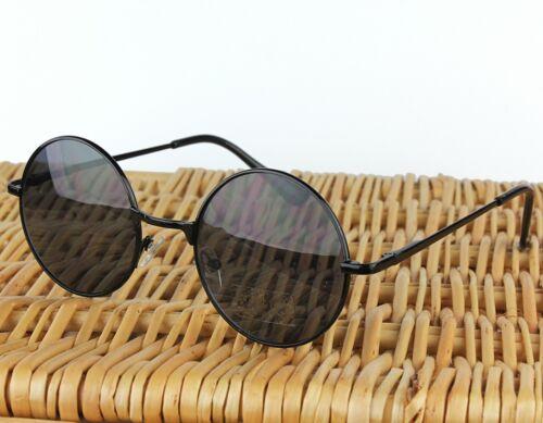 Kinder Kinder Jungen Mädchen Runde Metall Sonnenbrille