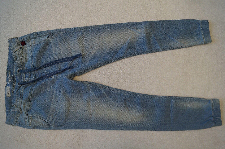 Pepe Jeans  Jeans Slim Leg  W 28 Regular Stretch hellblau NEU