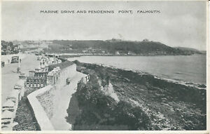 PC27797-Marine-Drive-and-Pendennis-Point-Falmouth-Dennis