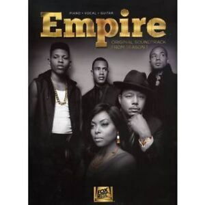 EMPIRE-Serie-Original-Soundtrack-From-Season-1-SONGBOOK-Noten-Klavier-Gesang-NEU