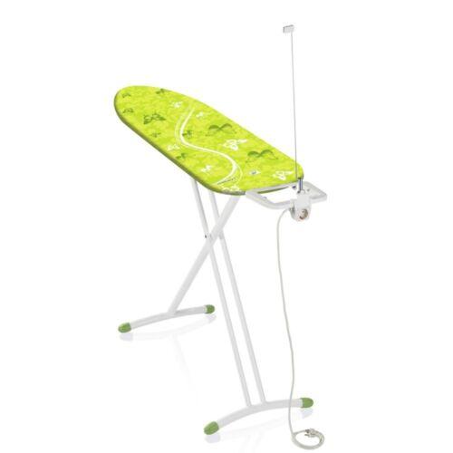 Leifheit 71638 Table à Repasser Air Board M Solid Plus Planche à repasser Vert