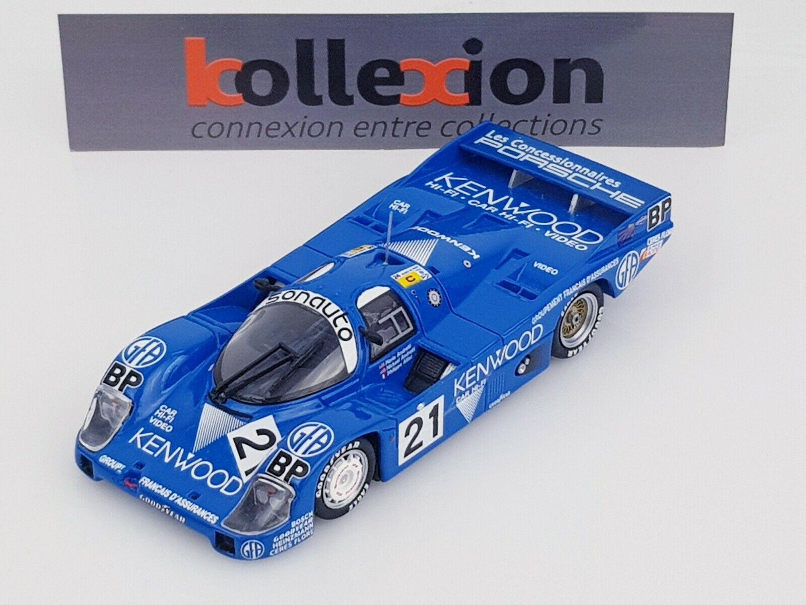 Minichamps 430836521 porsche 956l no 21 24h andretti-Andretti-Alliot 1.43 nb