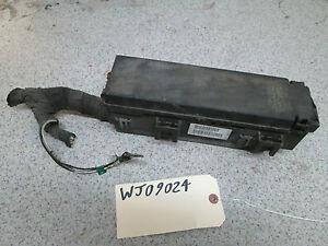 04 jeep grand cherokee underhood fuse box relay center w pigtails ebay rh ebay com under-hood fuse/relay box connector locations 2001 Buick Century Fuse Box Location