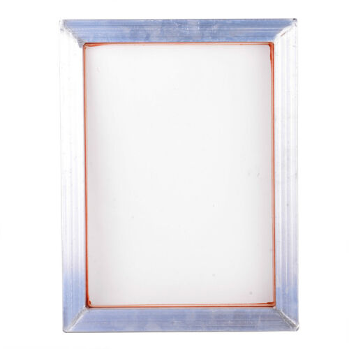 "Aluminum Silk Screen Printing Press Screens 43 Frame Mesh 31cm x 41cm//12/"" x 16/"""