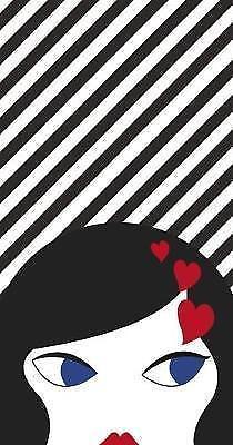 Lulu Guinness- Doll Face Magnetic Jotter Pad by Lulu Guinness (Hardback- 2017) | Achetez sur NMjMo88p-10093851-928849460