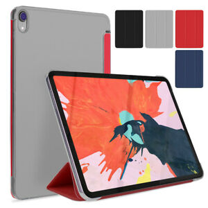 Flip-Case-iPad-Pro-12-9-2018-Magnet-Cover-Aufstellbar-Staender-Huelle-Schale-Folie