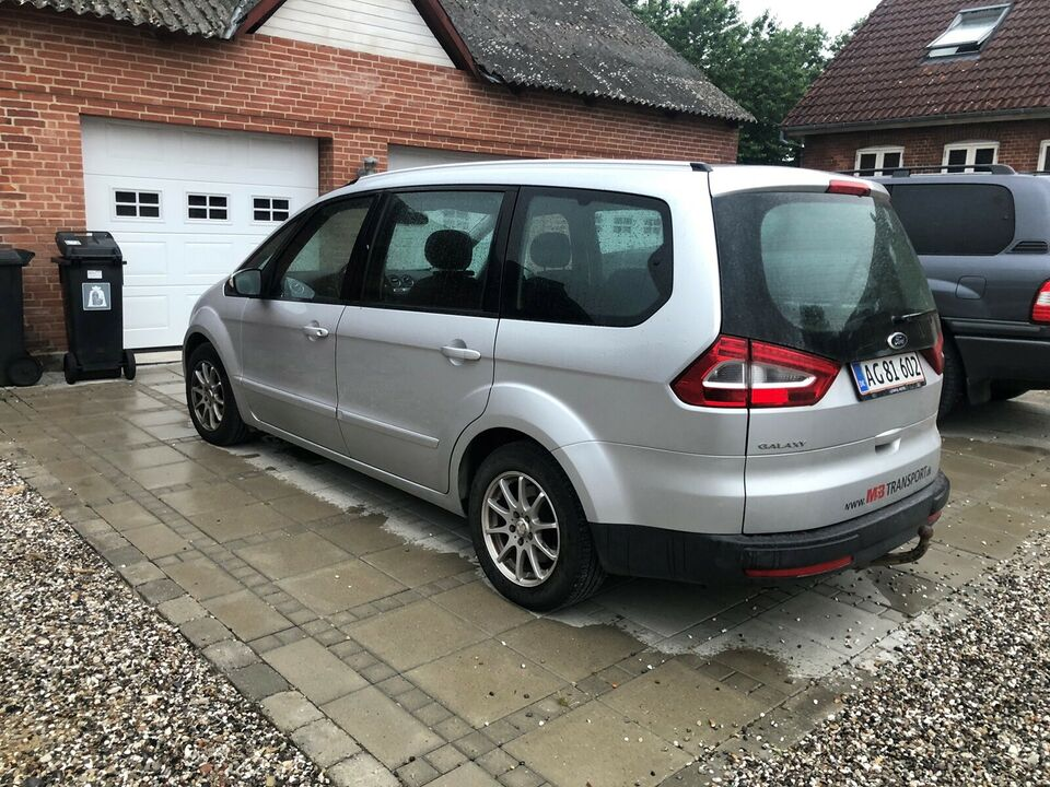 Ford Galaxy, 2,0 TDCi 140 Collection aut. 7prs, Diesel