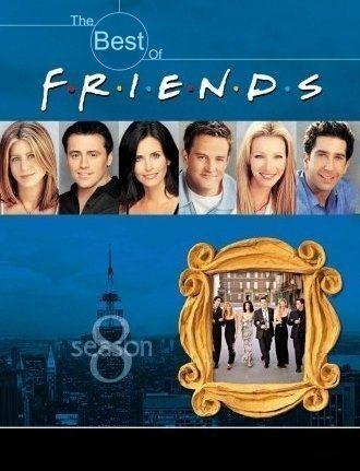 Best Of Friends : Season 8 (DVD, 2006)