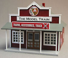 MTH RAIL KING COUNTRY STORE MODEL TRAIN SHOP o gauge hobby building 30-90436