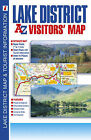 Lake District Visitors' Map by Geographers' A-Z Map Co Ltd (Paperback, 2004)