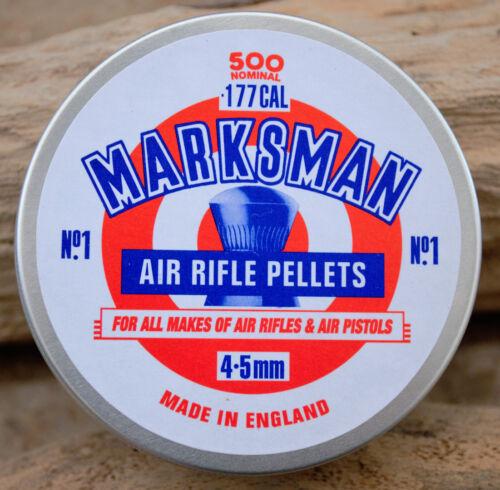 fusil, Marksman Air Gun Pellets .22 .177 .25 en forme de dôme pistolet Airgun pointu