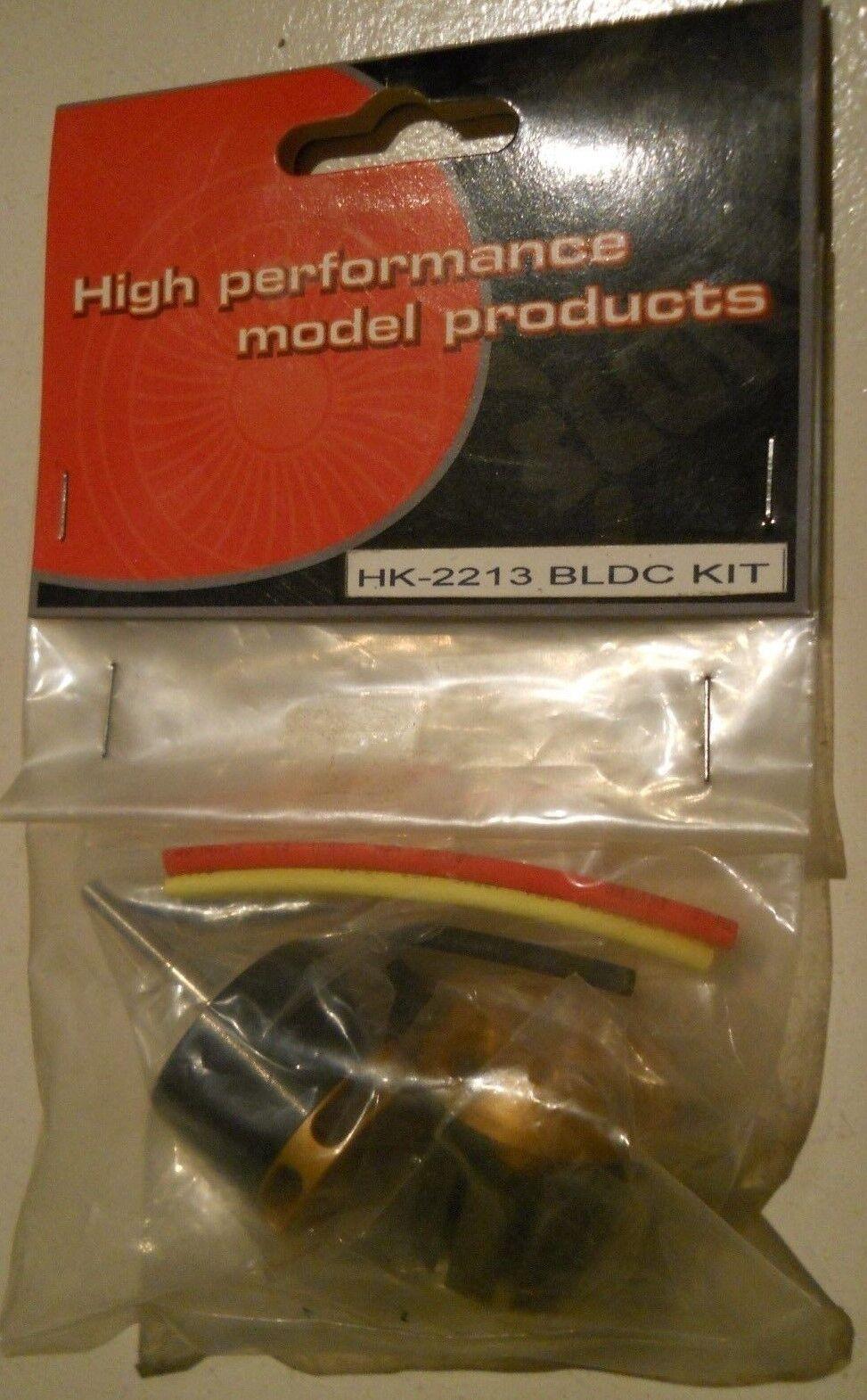 Scorpion HK-2213 Brushless Motor Building Kit